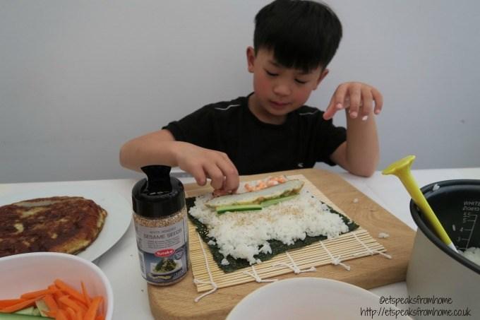 yataka sushi making