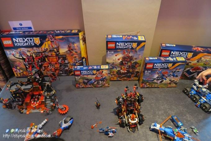 lego nexo knights toys