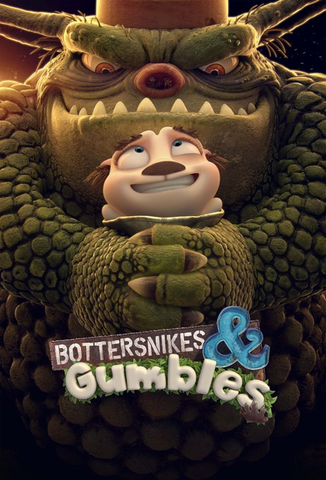 Bottersnikes and Gumbles CBBC
