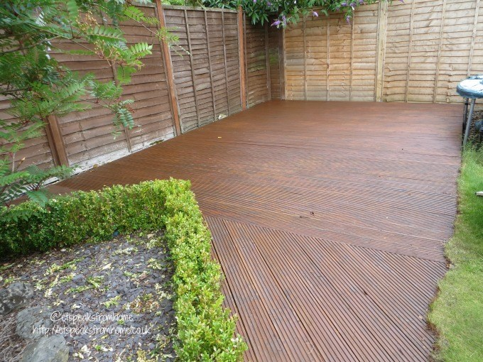 how to maintain your decking after