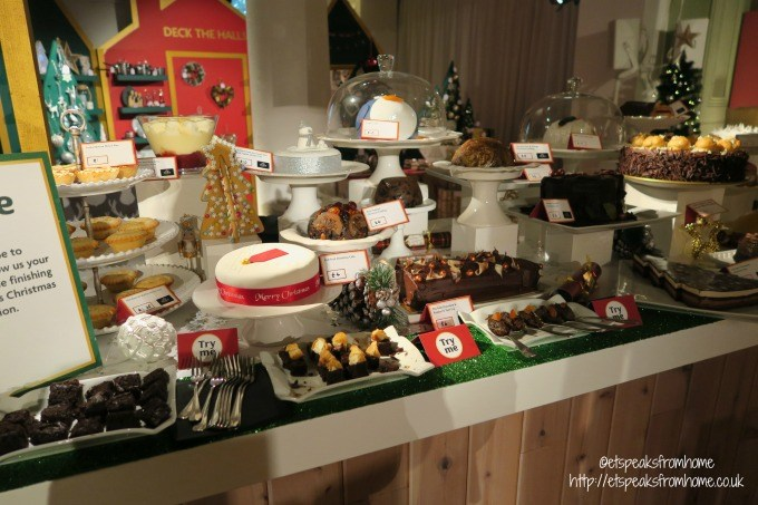 morrisons make christmas cake