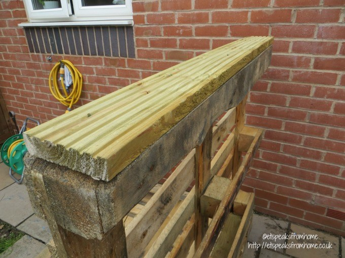 pallet and decking