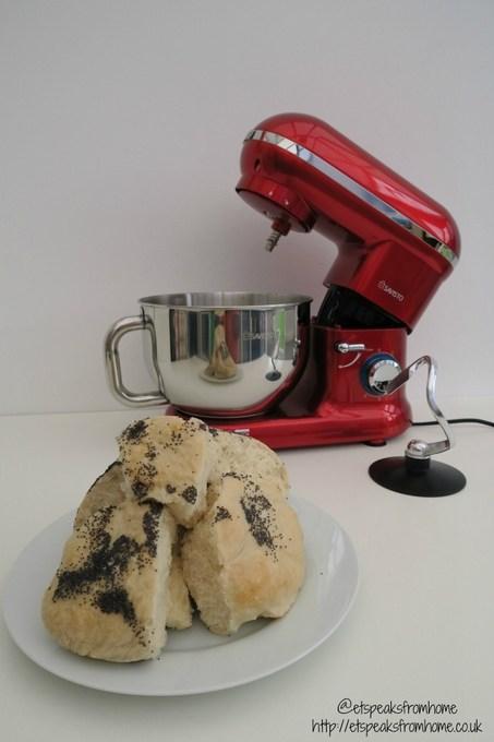 savisto home food mixer bread