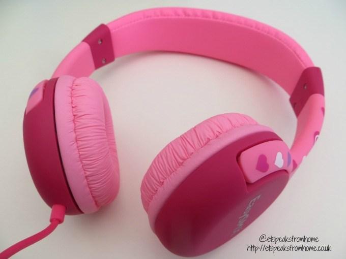easysmz pink headset