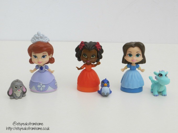 sofia the first 3 inch figure