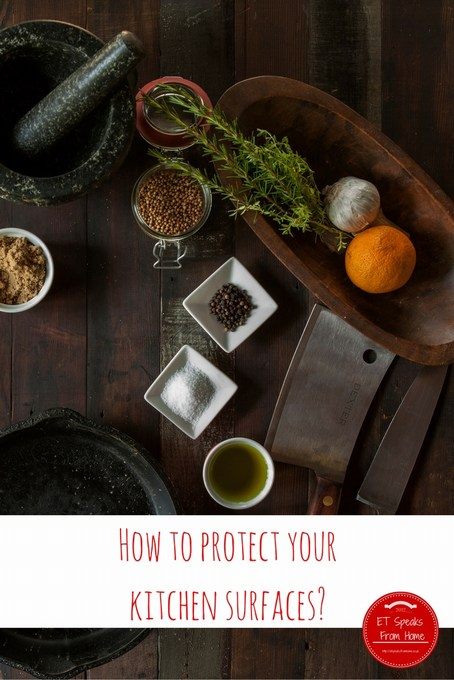 how to protect your kitchen surfaces