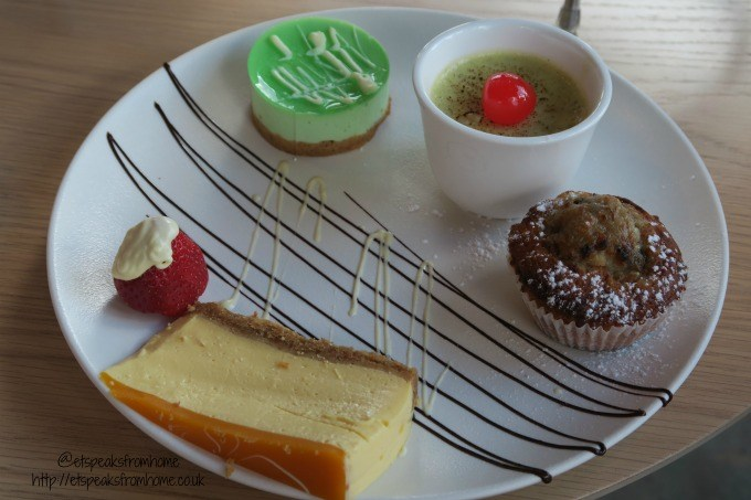 afternoon tea at chi kitchen dessert