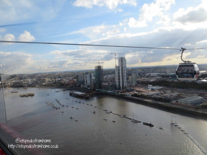 emirates air line cable car viewing