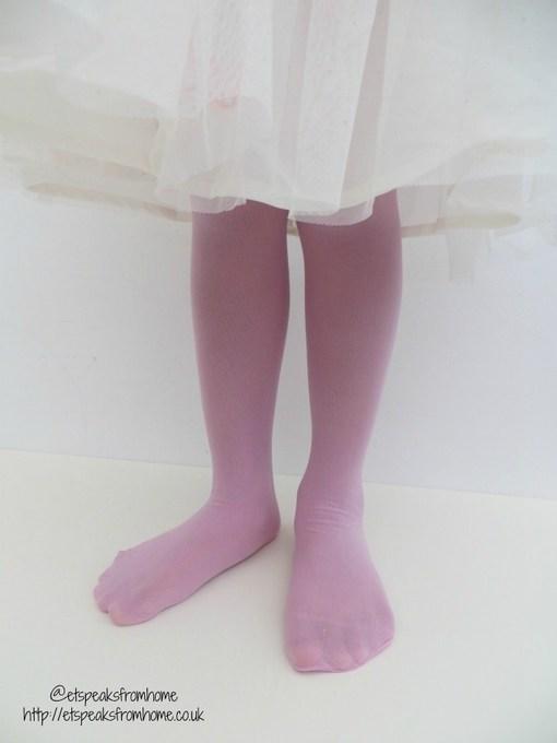 mirabella tights pink