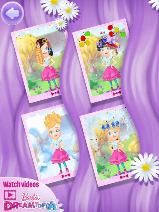 barbie dreamtopia app photo