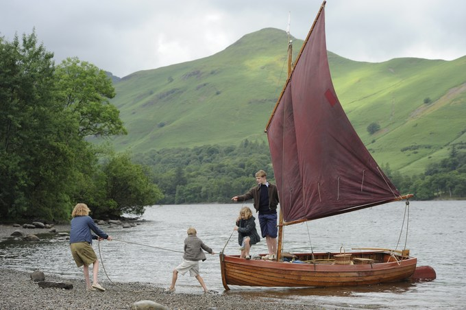 swallows and amazons boat