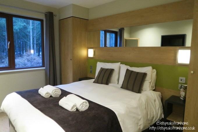 center parcs bedroom