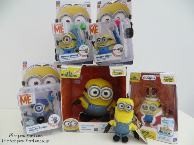 minion toys review