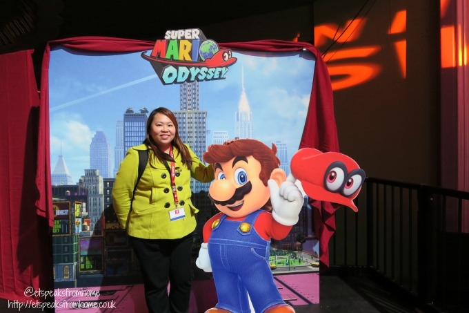 Nintendo Switch UK Premiere super mario odyssey