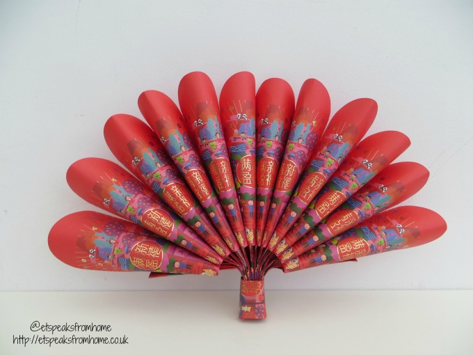 chinese new year ang pow fan craft