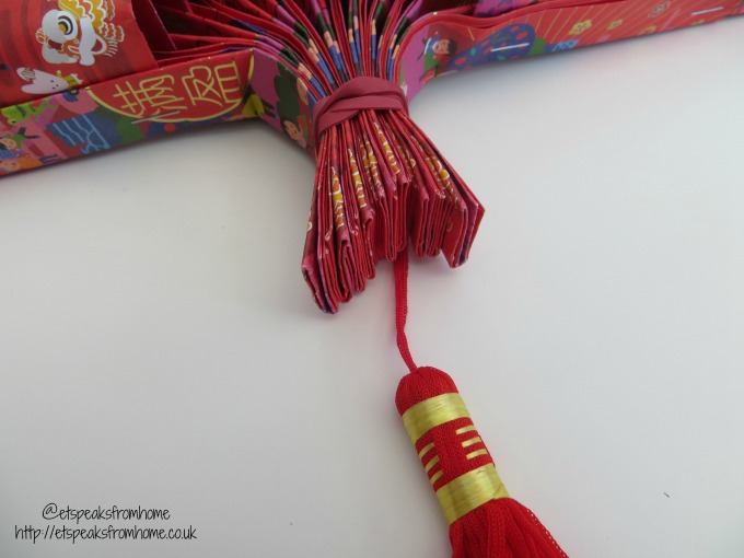 chinese new year ang pow fan stem