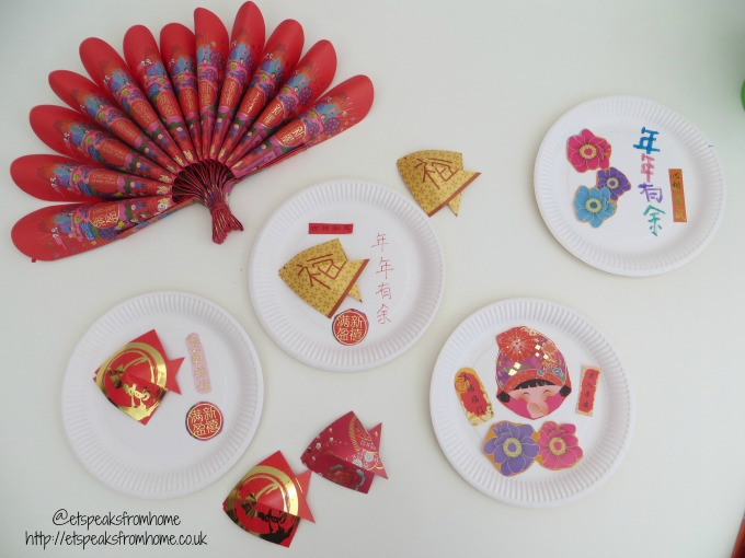 chinese new year craft with children