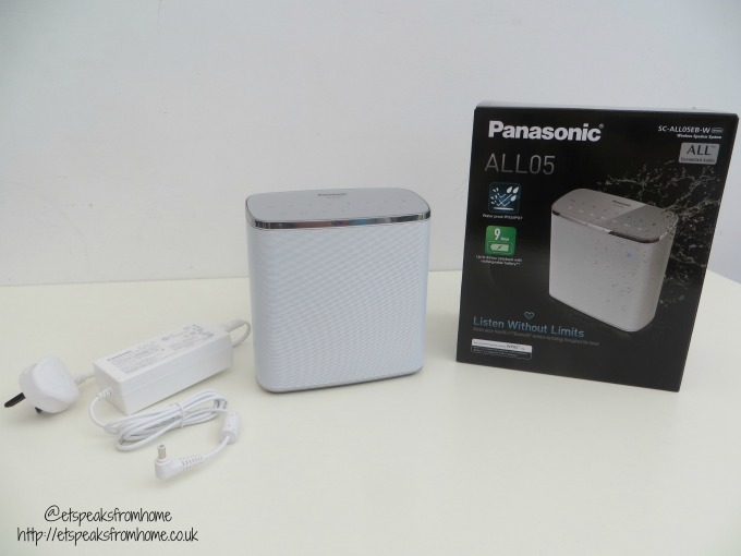 panasonic wireless speaker system sc-all05 review