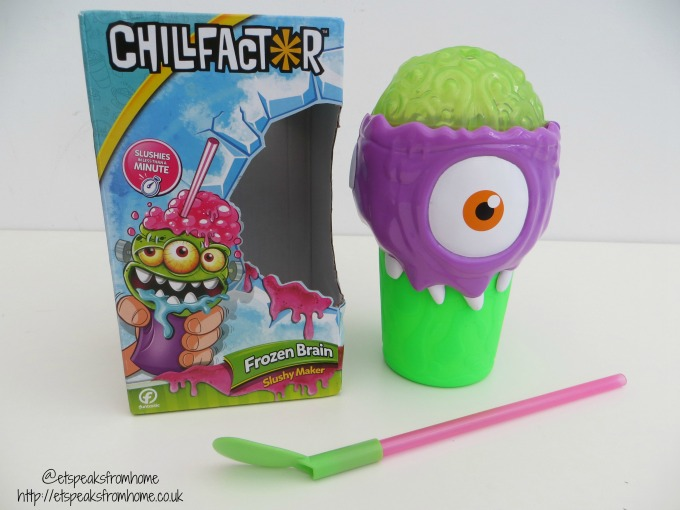 chillfactor frozen brain slushy maker