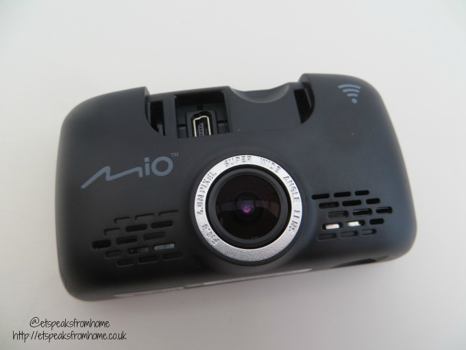 mio mivue 658 wifi front camera