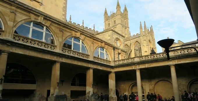 Things we did in Bath with children
