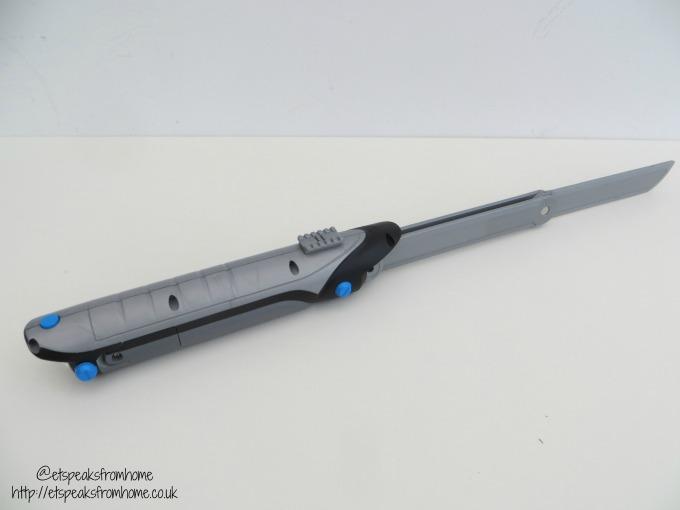 spy gear ninja sword