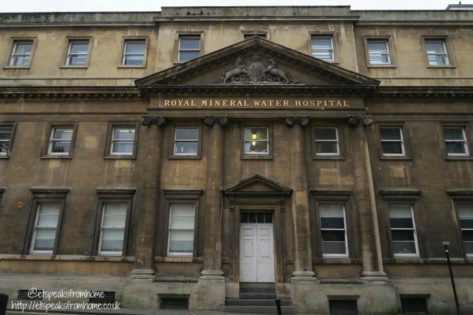 visit bath royal mineral water hosptial