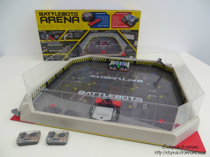 Hexbug Battlebots Arena RC Combat Review