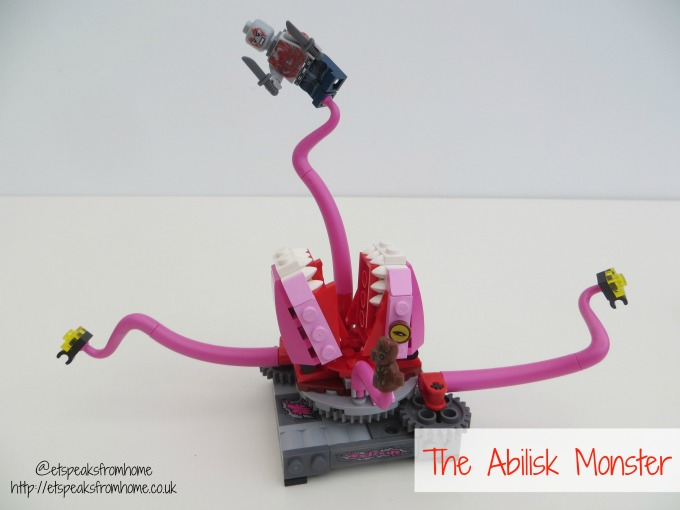 LEGO MARVEL Super Heroes The Abilisk Monster