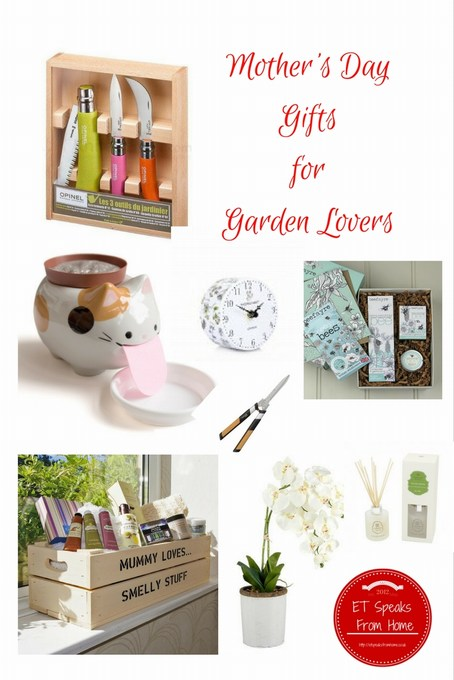 Mother's Day Gifts for Garden Lovers