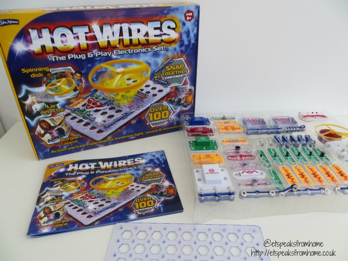 hot wires review