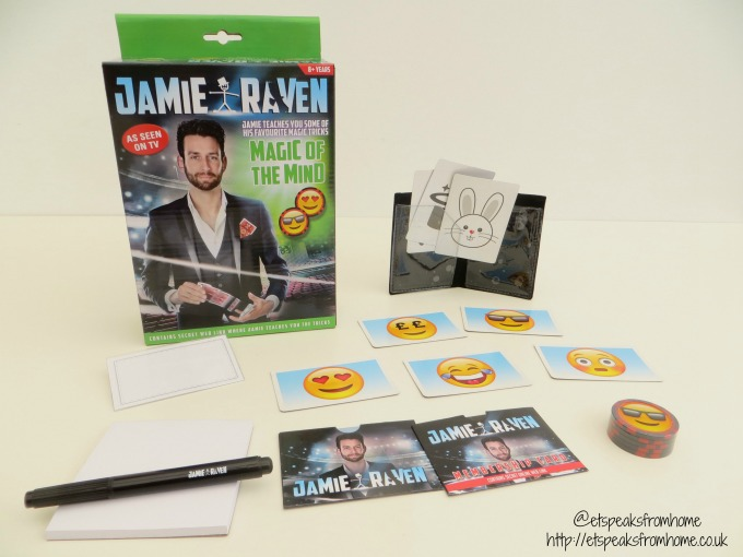jamie raven magic of the mind review
