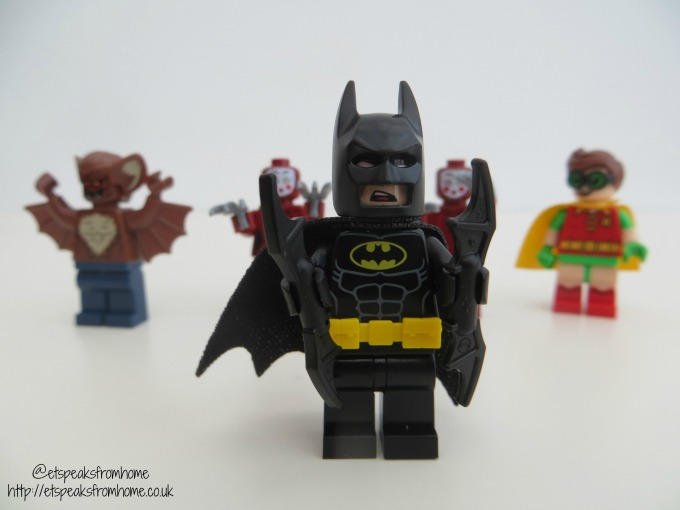 lego the batman movie characters