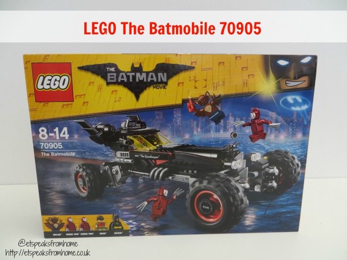 lego the batmobile
