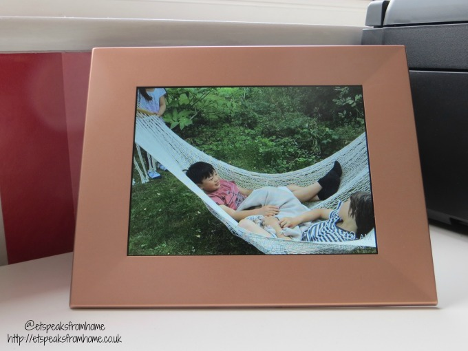 nixplay iris wifi digital frame review