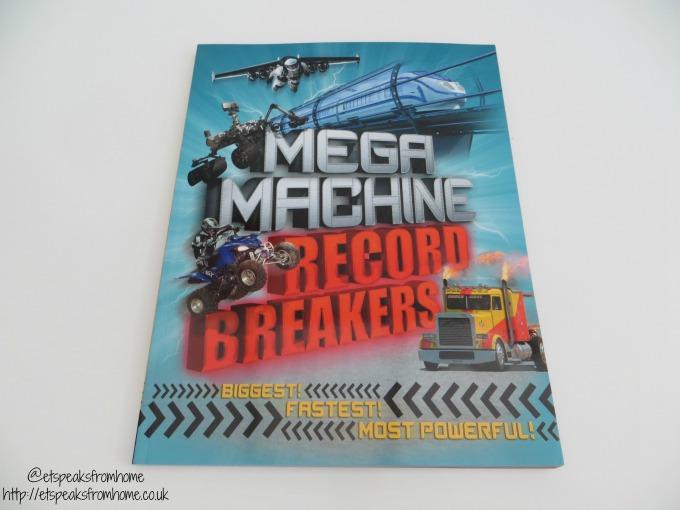 record breakers mega machine