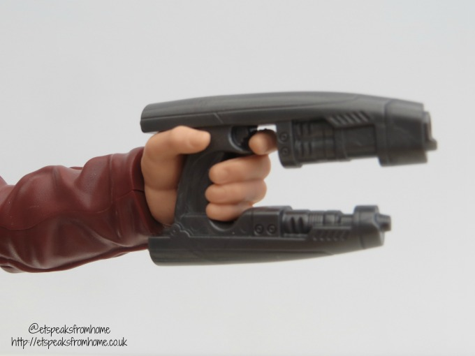 Electronic Music Mix Star-Lord Figure blaster