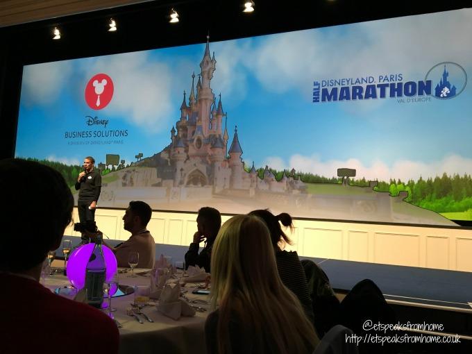 Meeting Disney Ambassadors runDisney France trip