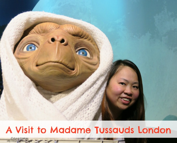 a visit to madame tussauds london review