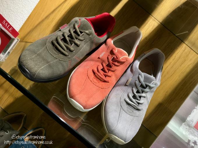 hotter shoes nubuck