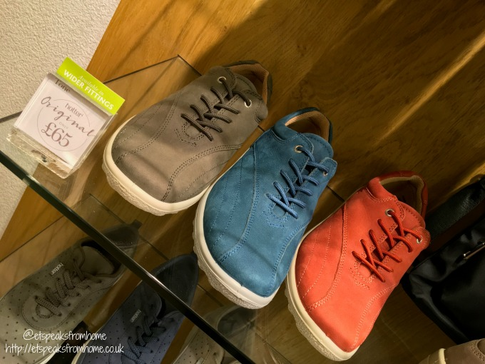 hotter shoes tone