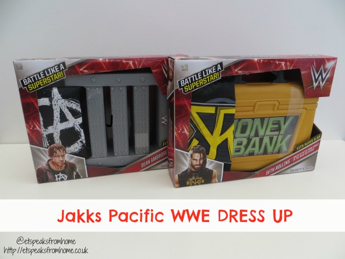 Jakks Pacific WWE Dress Up Review