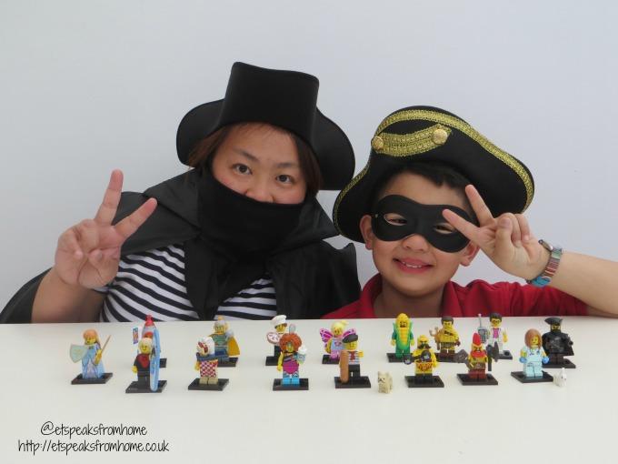 Lego Minifigures Series 17 reveal