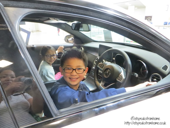 Mercedes-Benz World car