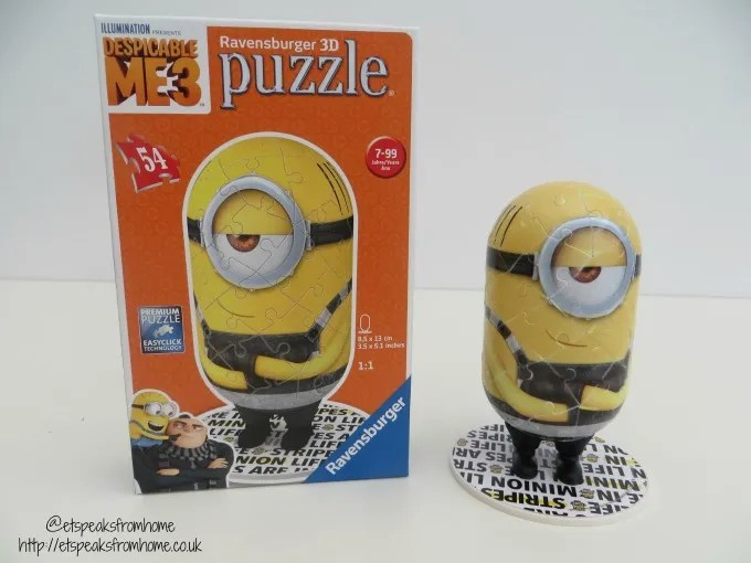 Ravensburger 3D Puzzle Despicable Me 3 Prisoner