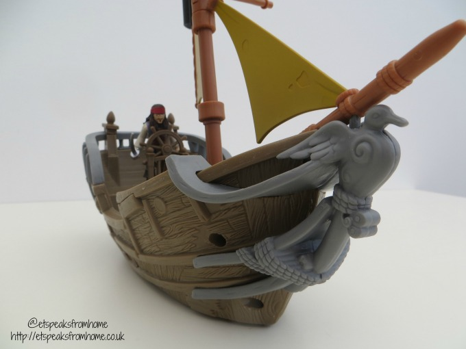Spin Master Pirates of the Caribbean jack sparrow's pirate ship