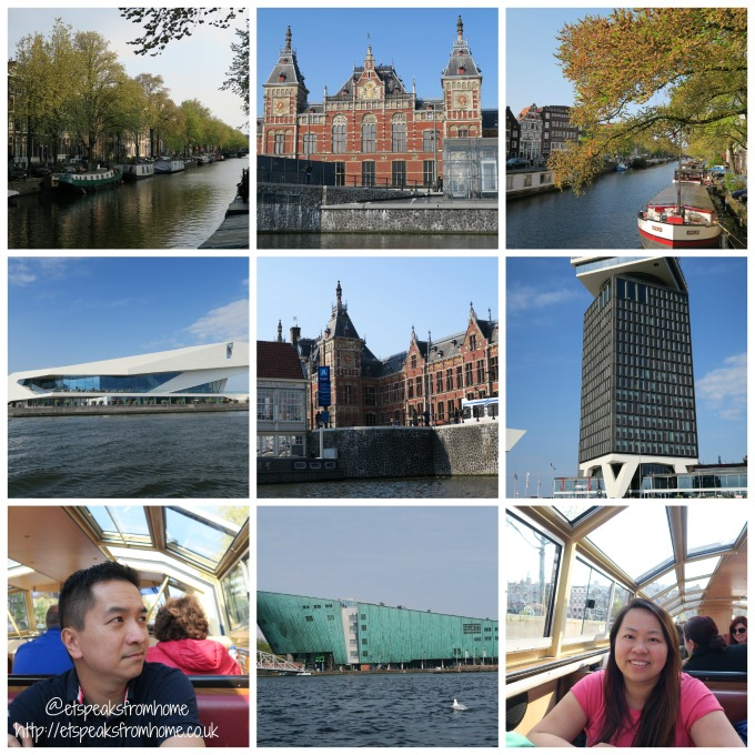 Visit Museums and Galleries in Amsterdam cruise