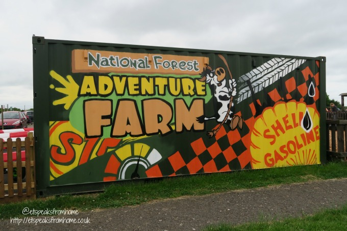 national forest adventure farm outdoor