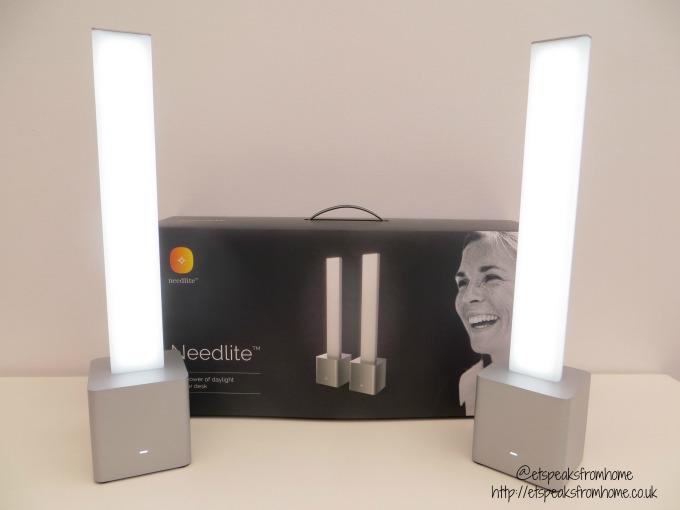 Needlite daylight desk lamp et speaks from home aloadofball Images