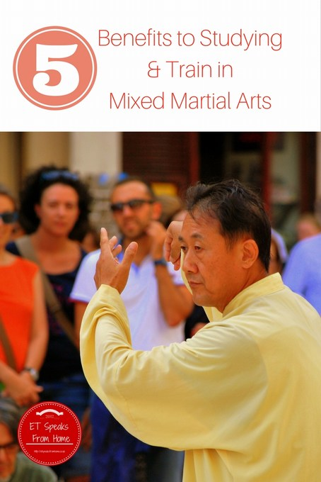 Benefits to Studying and Train in Mixed Martial Arts